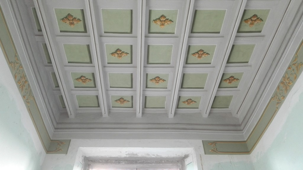 Decor.Soffitto Verde Ricasoli4