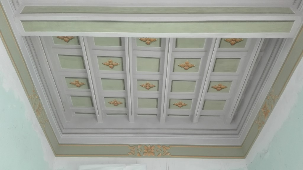 Decor.Soffitto Verde Ricasoli5